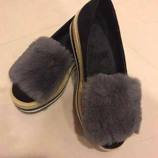 🚚 毛毛平底鞋