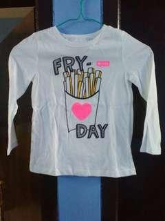 Long sleeve Tshirt Fry-Day!