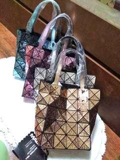 Sale!!! Issey Miyake Bao Bao Vertical Bag in Watermarks