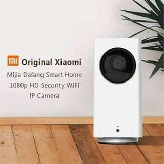 Xiaomi MI Dafang Original CCTV With AI Sensor Motion Tracking Night Vision