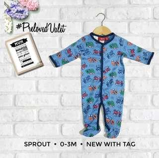SPROUTS Sleepsuit