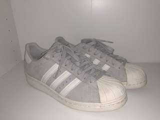 Adidas superstar 80s: size 5.5