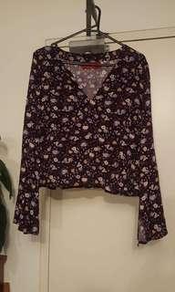 Tigerlily Malai blouse- size 8