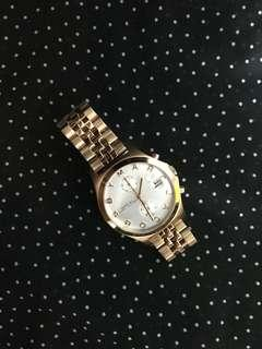 Repriced! Marc Jacobs Rosegold Watch