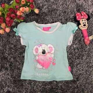 Kiki koala australia branded shirt