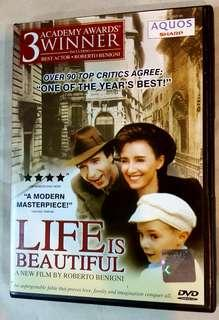DVD - LIFE IS BEAUTIFUL (1997)