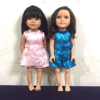 Journey Girl doll set