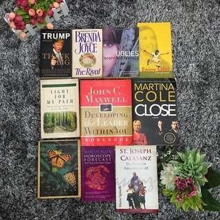 Hardbound books from usa
