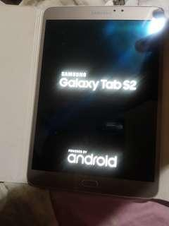 samsung Tab S2(wifi) only 8.0