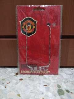 Manchester United  Official Merchandise  Costume Jewellery Necklace