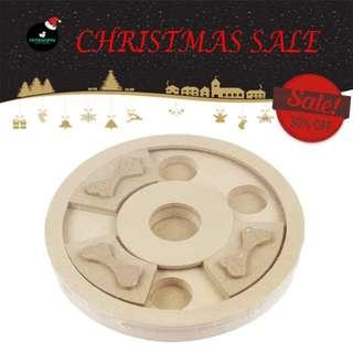 🚚 [CHRISTMAS SALE] Wheel Pet Dog Toy Puzzle