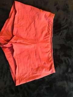 Pink TNA shorts (S)