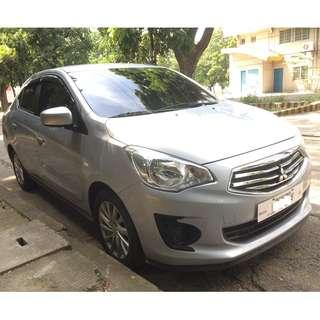 2016 Mitsubishi Mirage G4 1.2 GLX AT