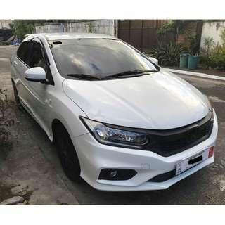 2018 Honda City E
