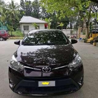 2018 Toyota Vios 1.3 E MT