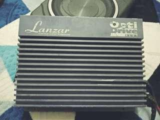 Lanzar 2 channel Opti Drive Plus