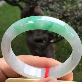 翡翠手鐲A玉Jade Bracelet
