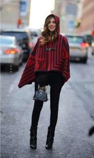 Louis Vuitton Wool Poncho & Cape