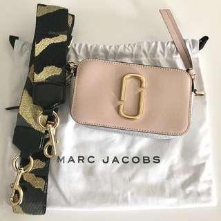 Marc Jacob Snapshot Camera Leather Bag Authentic