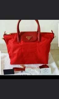 Tessuto+Saffian Bag