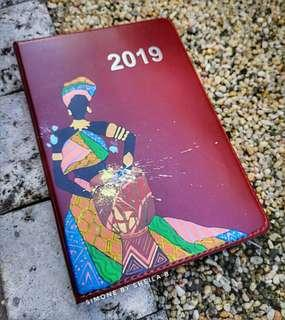 2019 PLANNER by Sheila B. AFRO EDITION