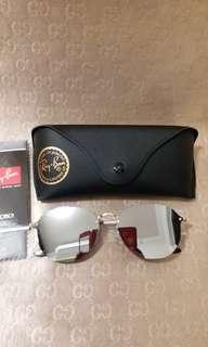 Ray Ban RB 3579 SILVER LENS
