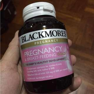 Blackmores 孕婦黃金營養素  60 粒