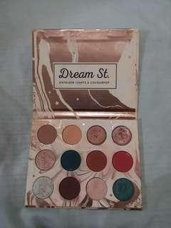 Colourpop Dream St. Eyeshadow Palette
