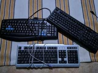 Keyboard E-View,Lenovo,and E-Blue
