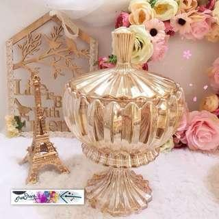 Jars toples tempat penyimpanan storage keranjang gula kopi teh kaca kue cake glass shabbychic vintage perlengkapan rumah dapur pesta kantor toko dekorasi unik murah cantik home decoration party supplier planner shop office kitchen hampers hadiah kado gift
