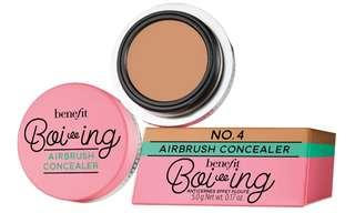 Boiing Airbrush Concealer- Shades #1,2,3,6