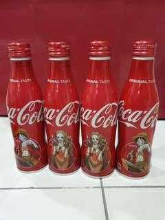 Japan Disneyland limited edition Coca Cola Bottle - One pieces