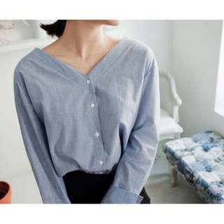 Yesstyle V-Neck blouse