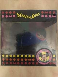 HKDL Disney 米奇帽 Duffy