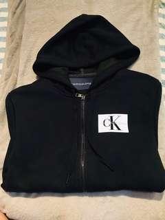 🚚 Ck 冬季新款 logo內刷毛外套