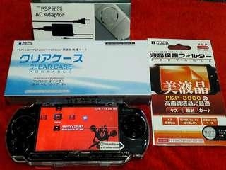 Piano Black Psp Slim 2000 8gb v6.20 Downloadable