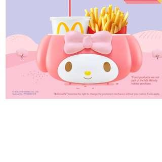 McDonald My melody holder