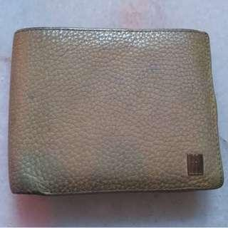 Vintage Hilly Yellow Olive Kuning Langsat Wallet