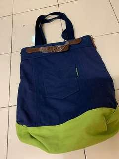 Two sided bag