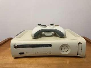 Xbox 360 (HDMI & AV port) with 1 control