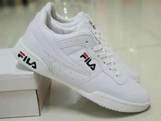 Fila Shoes all white