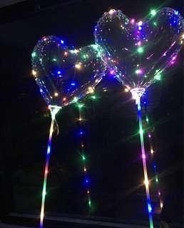 🚚 Christmas Led Heart Balloons