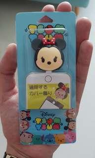 Tsum Tsum Minnie cable protector