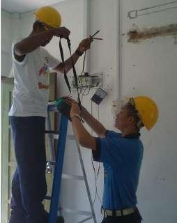 Perlu Pkjr Wireman (Pendawaian Electrik)