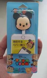 Tsum Tsum Mickey cable protector