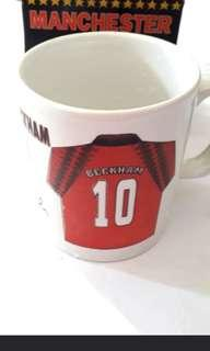 David Beckham Cup Mug