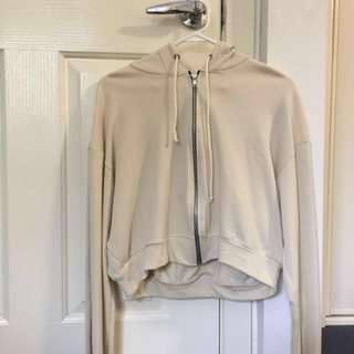 CLEARANCE Cropped hoodie