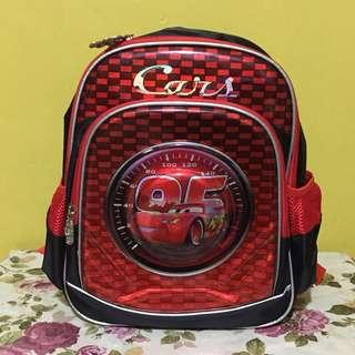 Cars Kids Bag