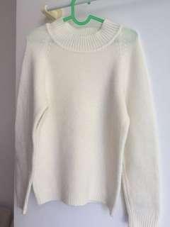 White Sweater for Girl
