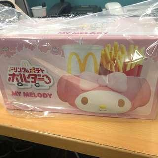 $10 BN Sealed Mc D My Melody Food Holder